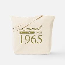 Legend Since 1965 Tote Bag