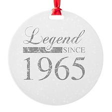 Legend Since 1965 Ornament