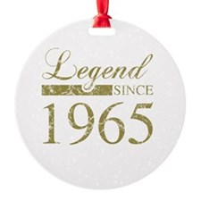 Legend Since 1965 Ornament