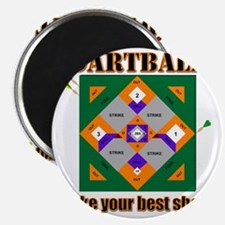 Dartball Board Magnets