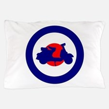 Mod Bulls Eye Pillow Case