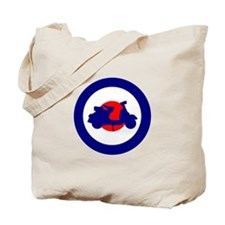 Mod Bulls Eye Tote Bag