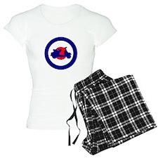 Mod Bulls Eye Pajamas