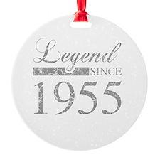 Legend Since 1955 Ornament