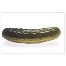 Dill Pickle Poster