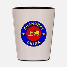 Shanghai Shot Glass
