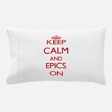 EPICS Pillow Case