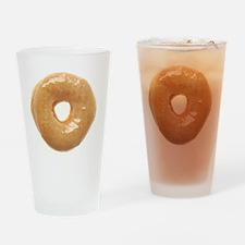 Glazed Donut Drinking Glass