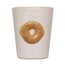Glazed Donut Shot Glass