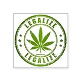 Weed Bumper Stickers