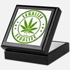 Unique Weed Keepsake Box