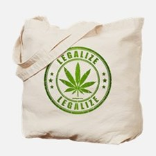 Unique Weed Tote Bag
