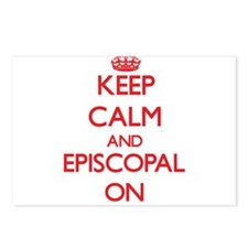 EPISCOPAL Postcards (Package of 8)