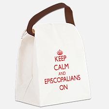 EPISCOPALIANS Canvas Lunch Bag