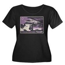 Tydol Flying A #12 Plus Size T-Shirt