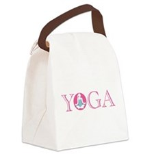 Funny Mind body Canvas Lunch Bag