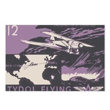 Tydol Flying A #12 Postcards (Package of 8)