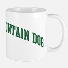 Estrela Mountain Dog (green) Mug