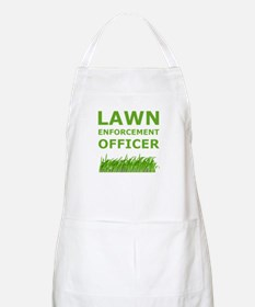 Lawn Officer Green Apron