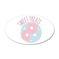 Sweet Treats Wall Decal