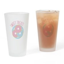 Sweet Treats Drinking Glass