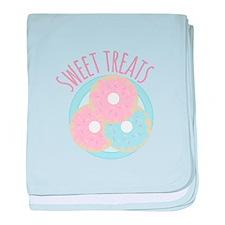 Sweet Treats baby blanket
