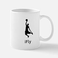 iFly Basketball Mugs