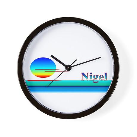 Nigel Wall Clock