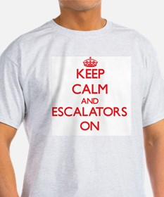 ESCALATORS T-Shirt