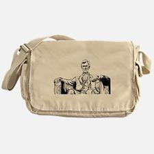 Abraham's 2nd Ammendment Messenger Bag