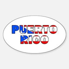 Puerto Rico Decal