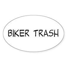 Biker Trash Stickers
