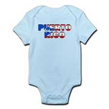 Puerto Rico Body Suit