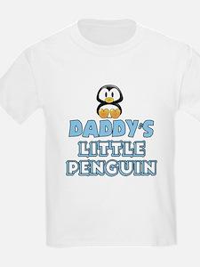 Daddy's Little Penguin T-Shirt