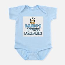 Daddy's Little Penguin Body Suit
