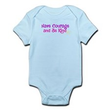 Have Courage and Be Kind Body Suit
