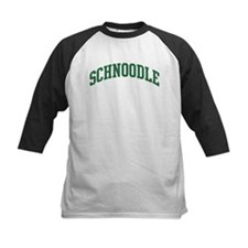 Schnoodle (green) Tee