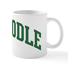 Schnoodle (green) Mug