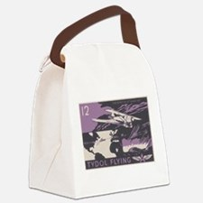 Cool Lindy Canvas Lunch Bag