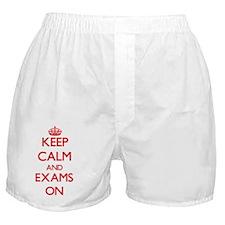 EXAMS Boxer Shorts