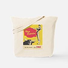 Cute Vintage twa Tote Bag