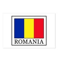 Romania Postcards (Package of 8)