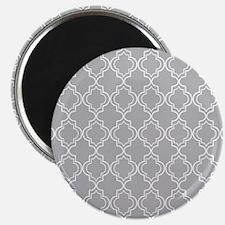 Moroccan Tile in Tile SC Lt Gray Magnets