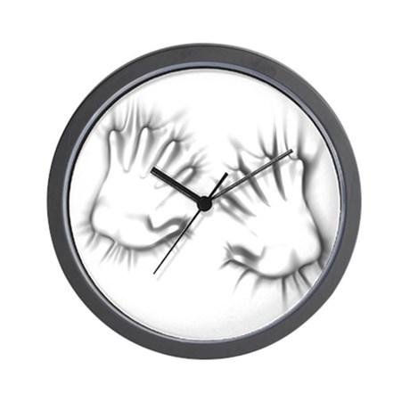 Let Me Out! Wall Clock