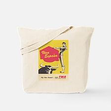 TWA: Viva Espana Tote Bag