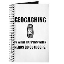 Geocaching Nerds Journal