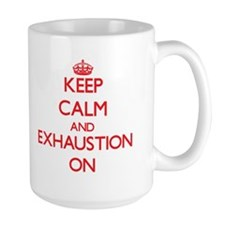 EXHAUSTION Mugs