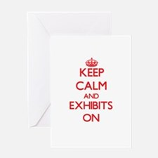 EXHIBITS Greeting Cards