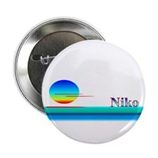 "Niko 2.25"" Button (100 pack)"