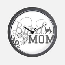 Band Mom Wall Clock